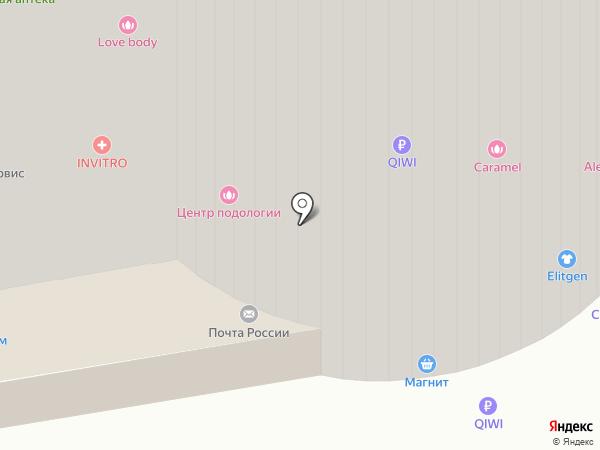 Современные технологии омоложения на карте