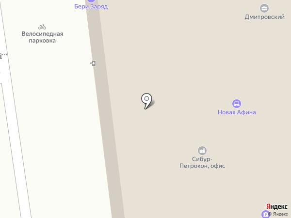ИнДефенс на карте
