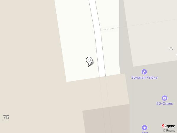 Гарнизон на карте