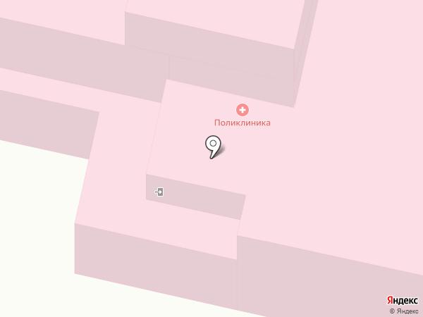 Видновская районная клиническая больница, ГБУЗ на карте