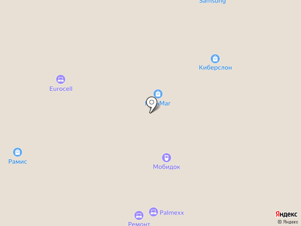 Rynek.ru на карте