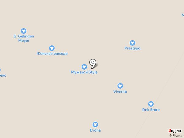 Vivento на карте
