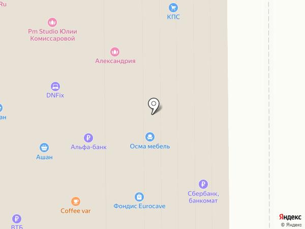 Фоткилаб на карте