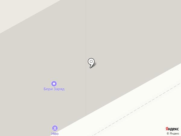Даджет на карте