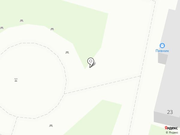 Экспресс Стрижка на карте