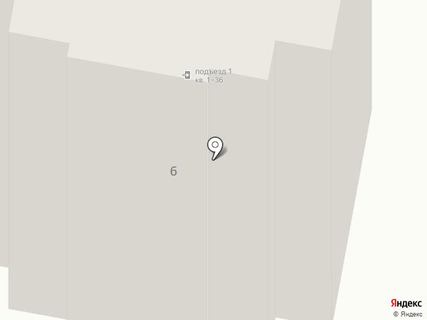 Симферопольский на карте