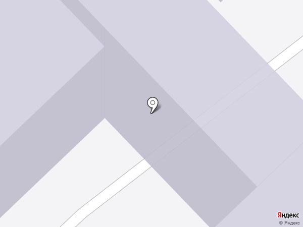 ИРМ-1 на карте