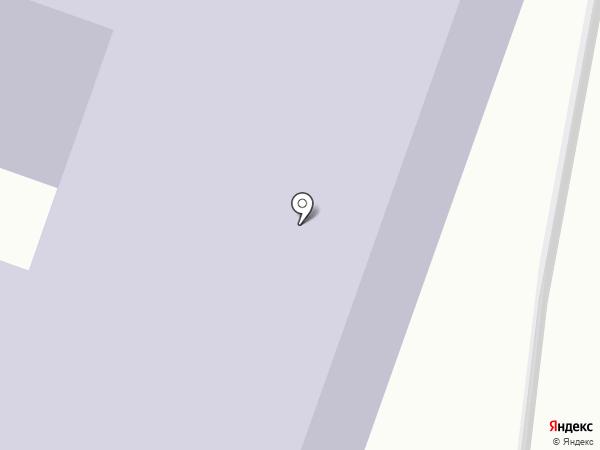 Томагавк на карте