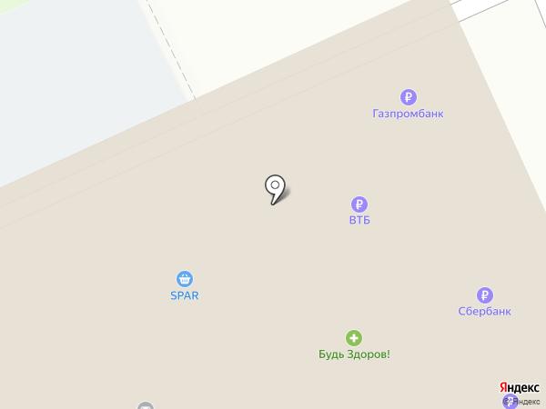 Мультиkit на карте