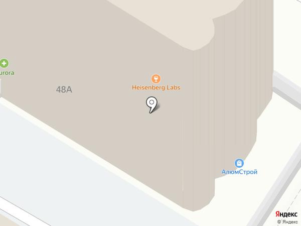 АдвертПро на карте