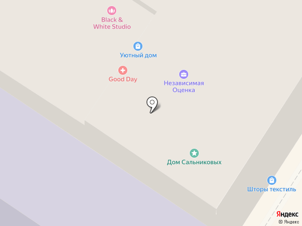 Тула Оценка на карте