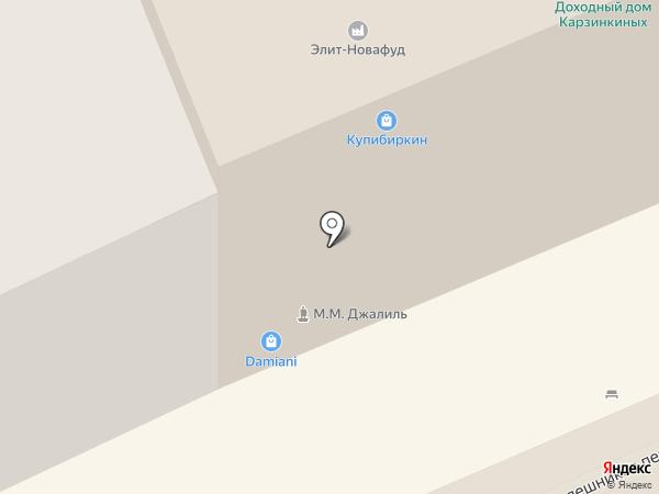Biletmarket на карте