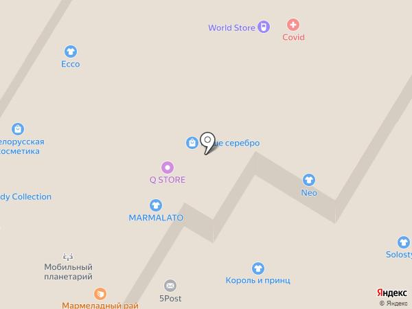 SoloStyle на карте