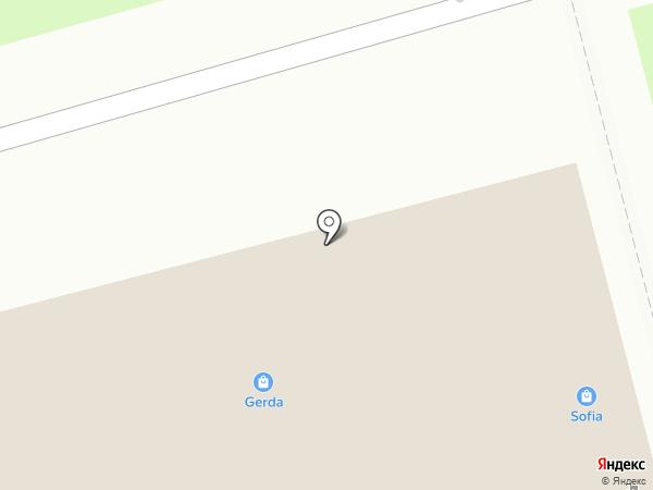 Частная кузня на карте