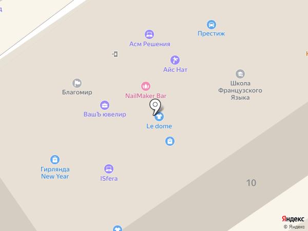 Интерактивный Мульт на карте