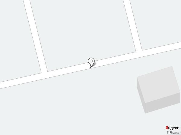 Старая Тула на карте