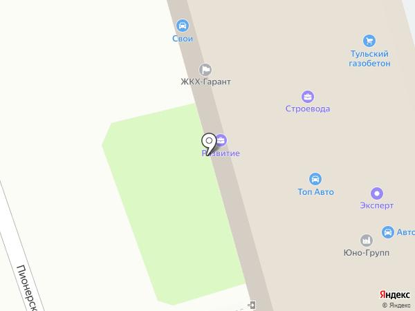 СВОИ-Тула на карте