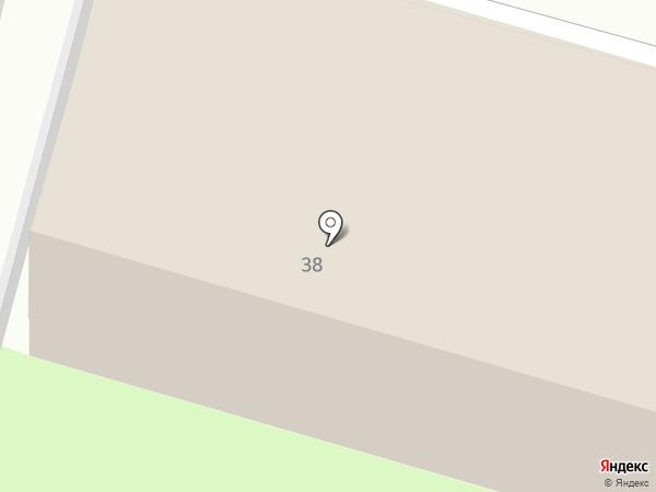 Отделение лицензионно-разрешительной работы в Зареченском районе г. Тулы на карте