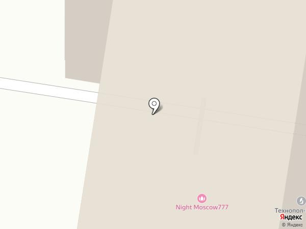 Ослик Венди на карте