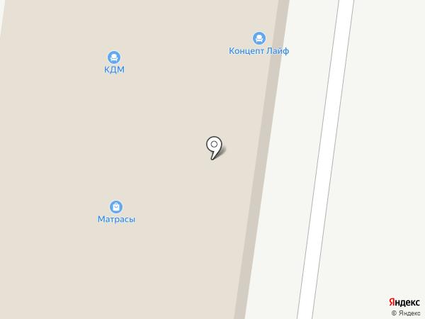 Maxi Lock на карте