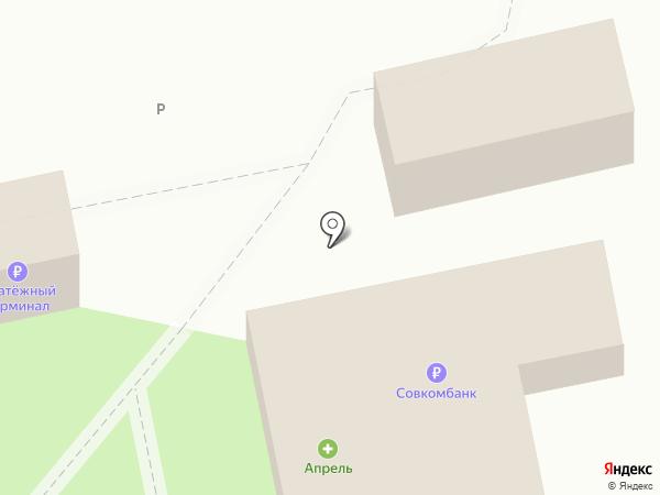 КСН на карте