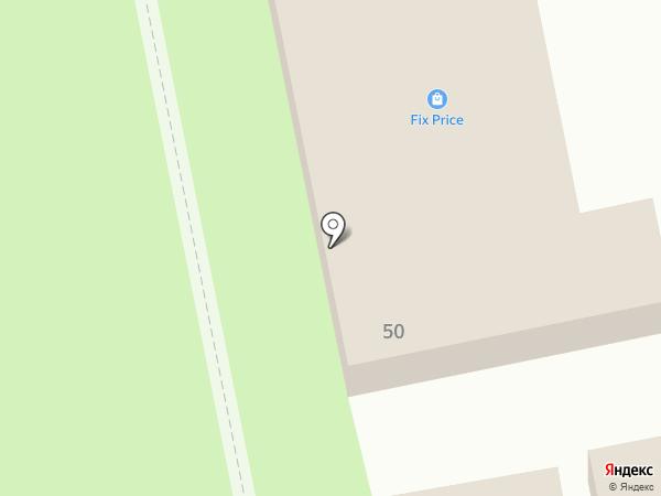 Де люкс на карте