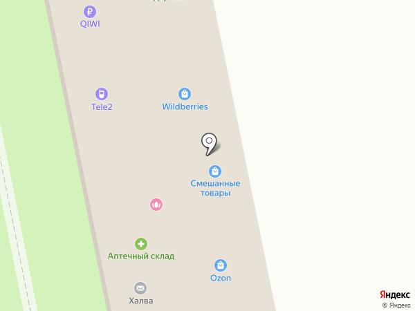 Vitta на карте