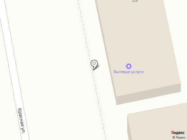 Интерьер на карте