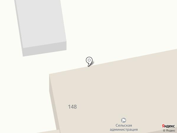 Администрация Варениковского сельского поселения на карте