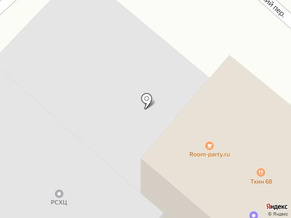 PresentArt на карте