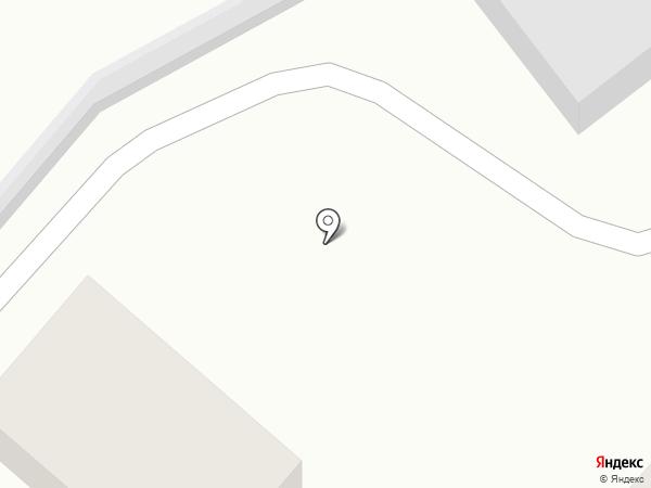 Материк на карте
