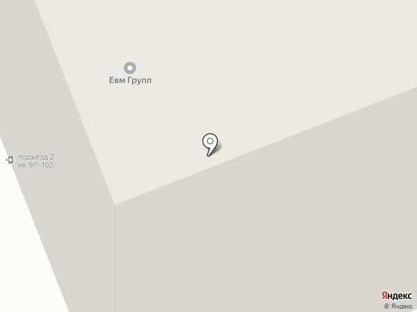 Дженерал Экспресс на карте