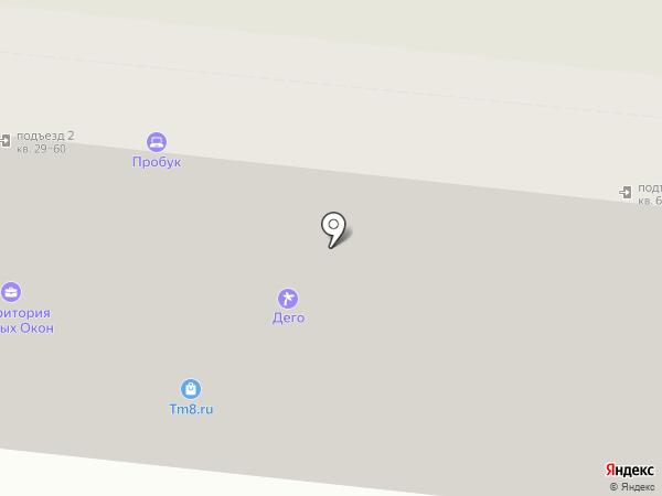 UnitLand на карте