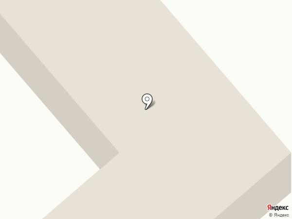 Бизнес-инкубатор на карте