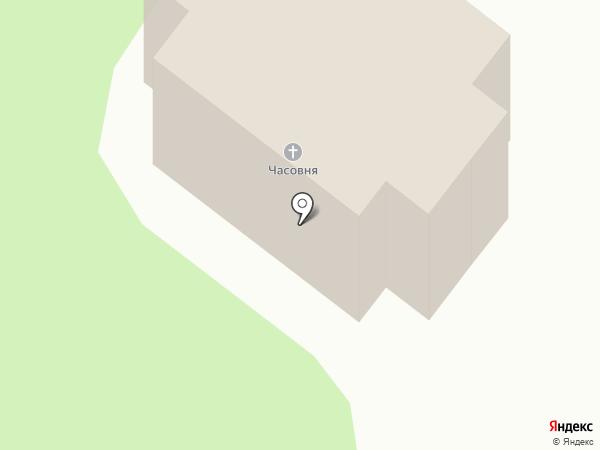 Церковь Сошествия Святого Духа на карте