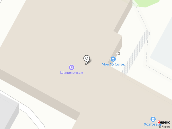 Мангалыч на карте