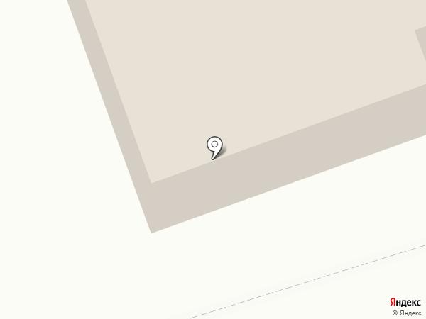 Федюково на карте