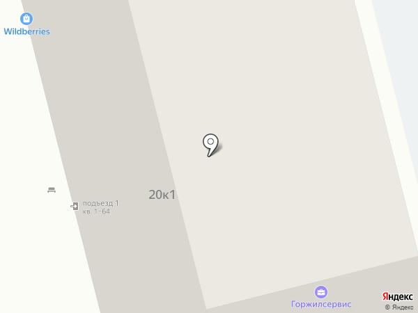 ЕГЭ-центр на карте