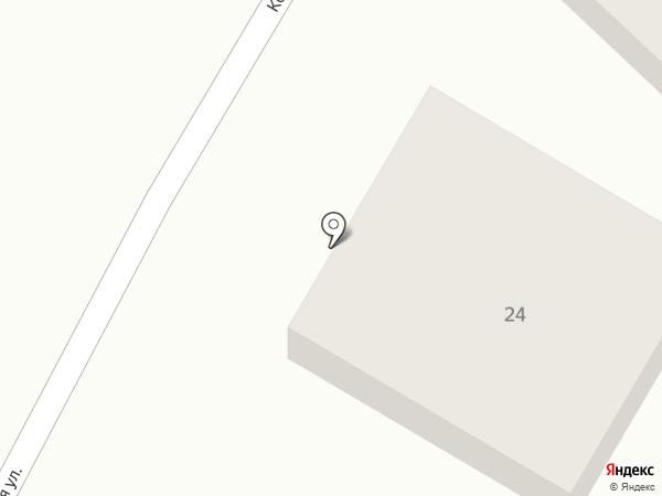 Компания автопроката на карте