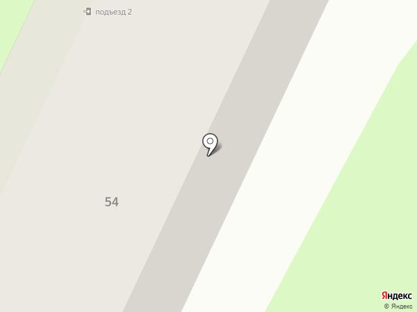 Заварка на карте