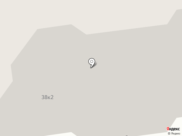 Каскад, ТСЖ на карте