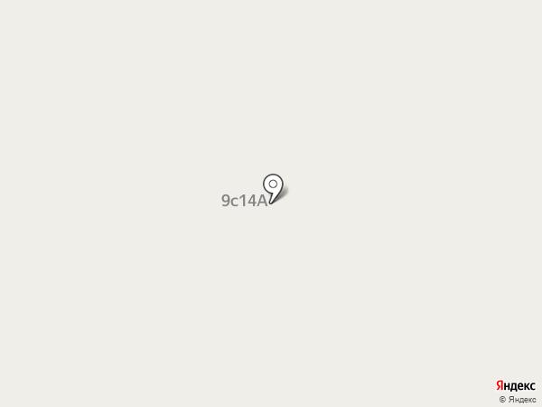 Сканд-Мебель на карте