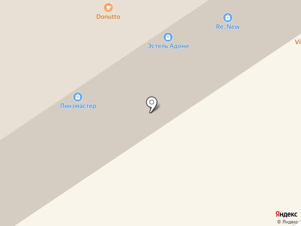 Планета Колготок на карте