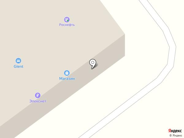 АЗС BP на карте