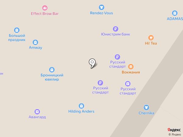 Frida на карте