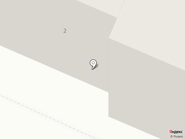 Алькорн на карте