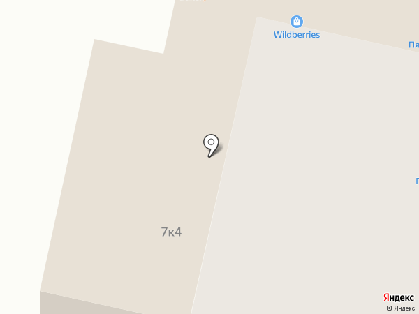 Московский клуб Тхэквондо на карте
