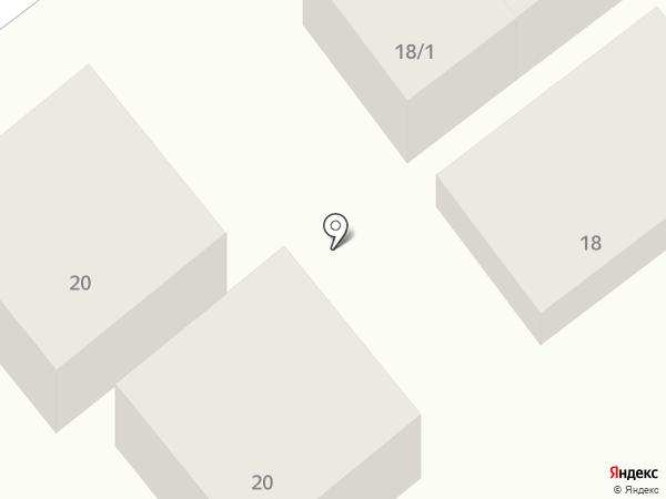 Ирритек на карте
