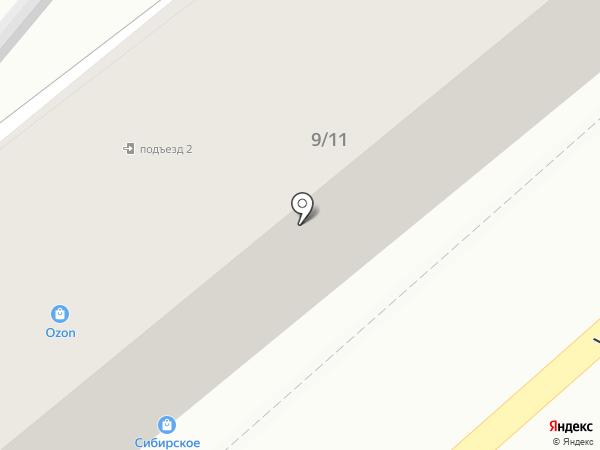 Васюринский МПК на карте