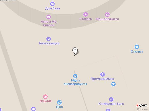 Лолита на карте